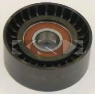 SPIDAN 66787 Паразитный / ведущий ролик, поликлиновой ремень