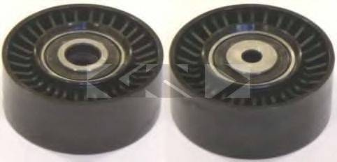 SPIDAN 66775 Паразитный / ведущий ролик, поликлиновой ремень