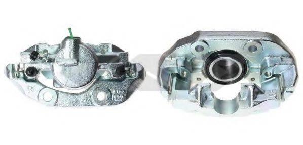 SPIDAN 401060 Тормозной суппорт