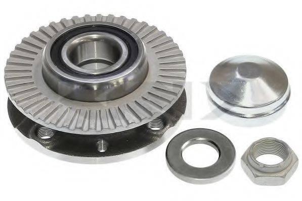 SPIDAN 26696 Комплект подшипника ступицы колеса