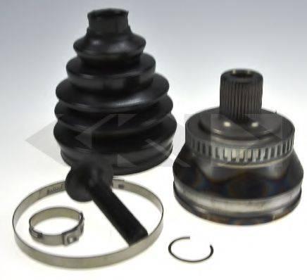 SPIDAN 24858 Шарнирный комплект, приводной вал