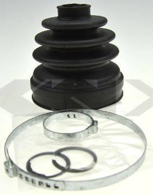 SPIDAN 24862 Комплект пылника, приводной вал