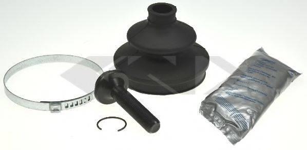 SPIDAN 24865 Комплект пылника, приводной вал