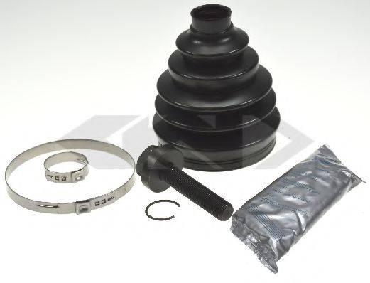 SPIDAN 24890 Комплект пылника, приводной вал