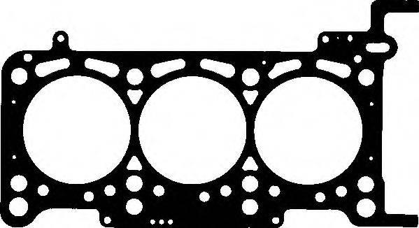 ELRING 018070 Прокладка, головка цилиндра