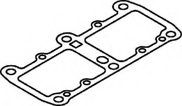 ELRING 435570 Прокладка, крышка головки цилиндра