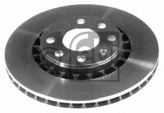 FEBI BILSTEIN 05179 Тормозной диск