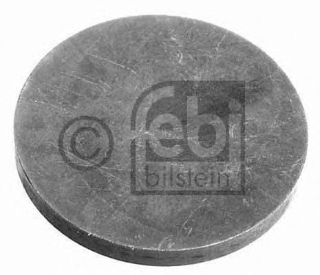 FEBI BILSTEIN 08287 Регулировочная шайба, зазор клапана