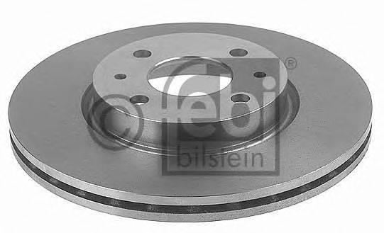 FEBI BILSTEIN 10617 Тормозной диск