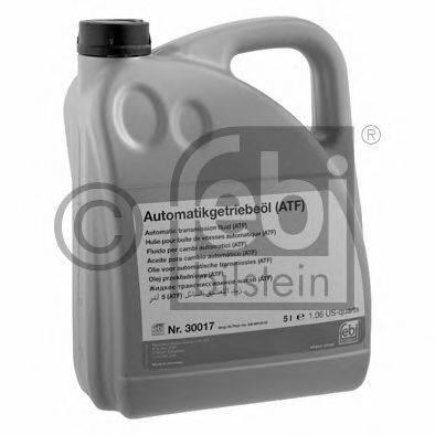 FEBI BILSTEIN 30017 Жидкость для гидросистем; Трансмиссионное масло; Масло автоматической коробки передач