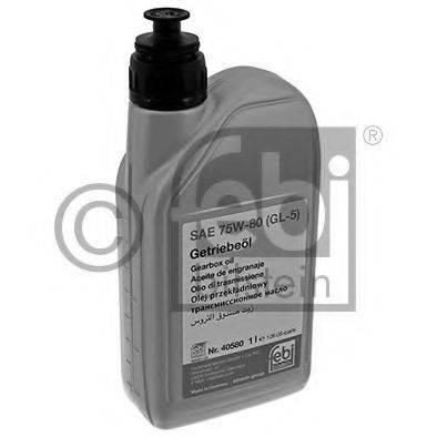 FEBI BILSTEIN 40580 Трансмиссионное масло; Масло ступенчатой коробки передач
