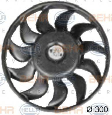 BEHR HELLA SERVICE 8EW351038371 Вентилятор, охлаждение двигателя