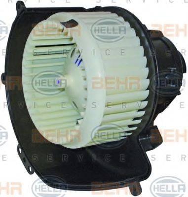 BEHR HELLA SERVICE 8EW351043461 Вентилятор салона