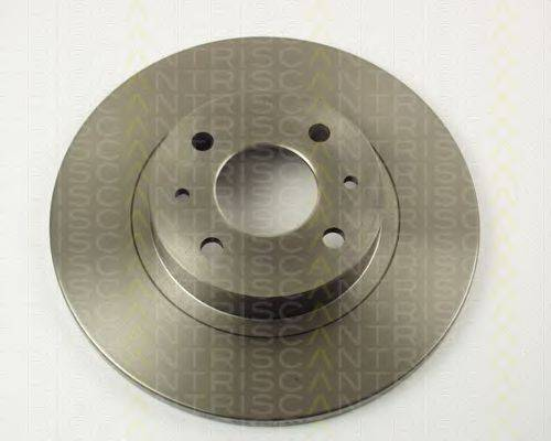 TRISCAN 812010126 Тормозной диск
