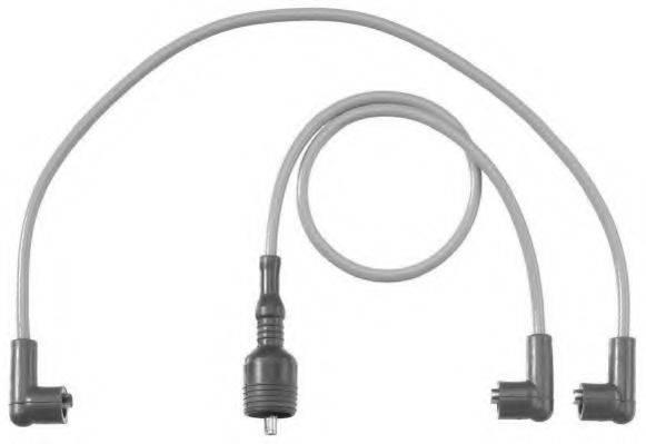 BERU C33 Комплект проводов зажигания