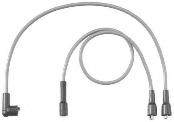 BERU C7 Комплект проводов зажигания