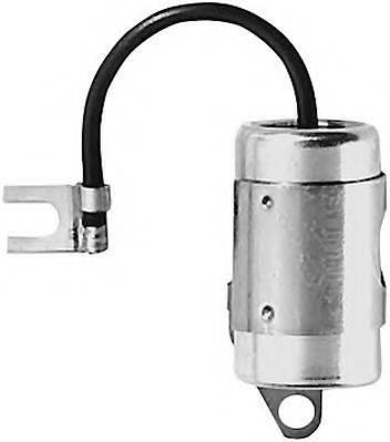 BERU ZK137 Конденсатор, система зажигания