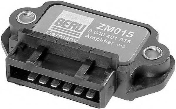 BERU ZM015 Коммутатор, система зажигания