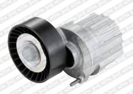 SNR GA35724 Натяжной ролик, поликлиновой  ремень
