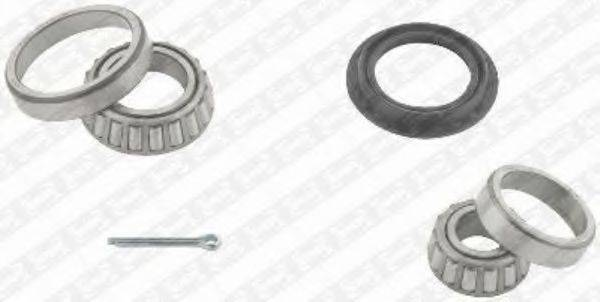 SNR R15316 Комплект подшипника ступицы колеса