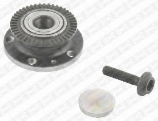 SNR R15727 Комплект подшипника ступицы колеса