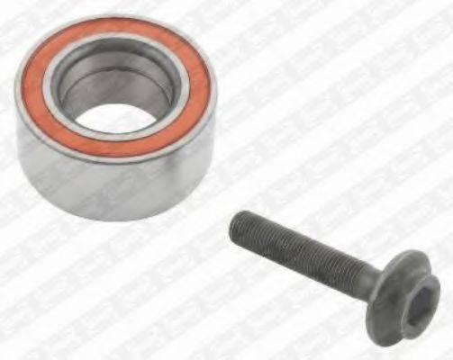 SNR R15728 Комплект подшипника ступицы колеса