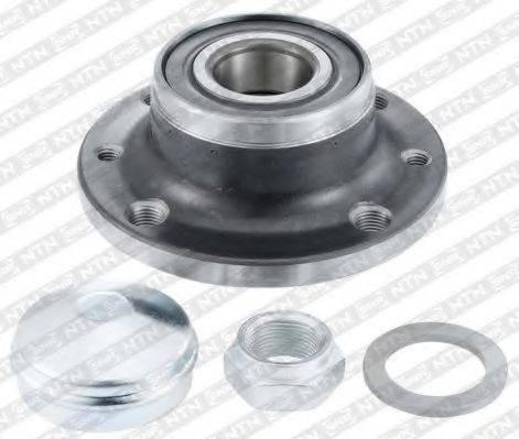 SNR R15822 Комплект подшипника ступицы колеса
