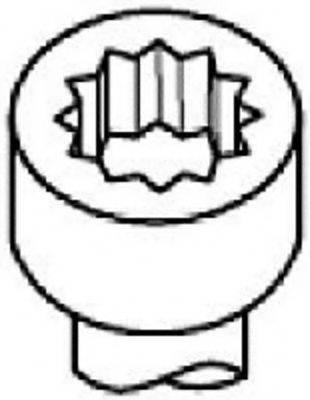 PAYEN HBS364 Комплект болтов головки цилидра