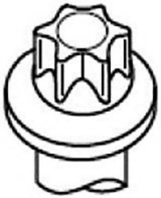 PAYEN HBS035 Комплект болтов головки цилидра