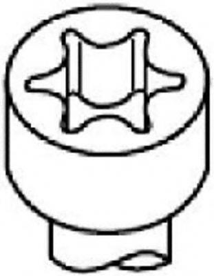 PAYEN HBS053 Комплект болтов головки цилидра