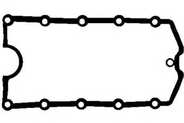 PAYEN JM7029 Прокладка, крышка головки цилиндра