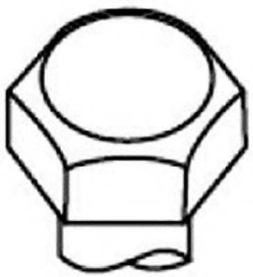 PAYEN HBS003 Комплект болтов головки цилидра