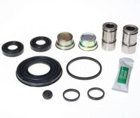 BUDWEG CALIPER 204812 Ремкомплект, тормозной суппорт