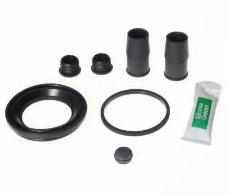 BUDWEG CALIPER 205204 Ремкомплект, тормозной суппорт