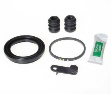 BUDWEG CALIPER 205415 Ремкомплект, тормозной суппорт