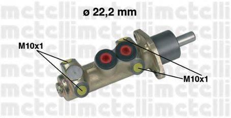METELLI 050208 Главный тормозной цилиндр