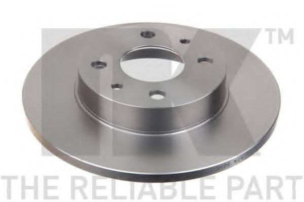 NK 209922 Тормозной диск