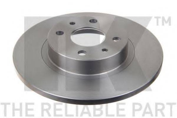 NK 209932 Тормозной диск
