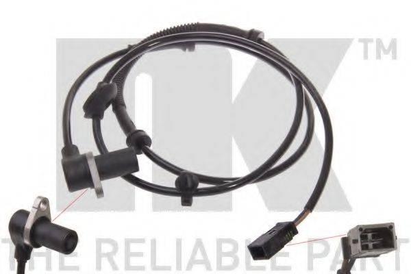 NK 294753 Датчик, частота вращения колеса