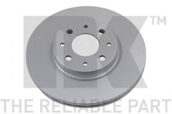 NK 319921 Тормозной диск