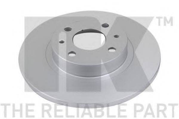 NK 319932 Тормозной диск