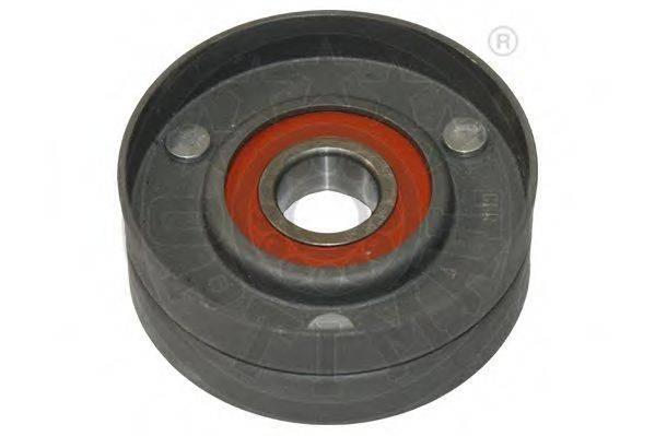 OPTIMAL 0N1534S Натяжной ролик, поликлиновой  ремень
