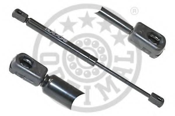 OPTIMAL AG17302 Газовая пружина, крышка багажник