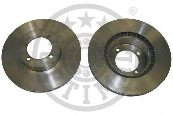 OPTIMAL BS1250 Тормозной диск