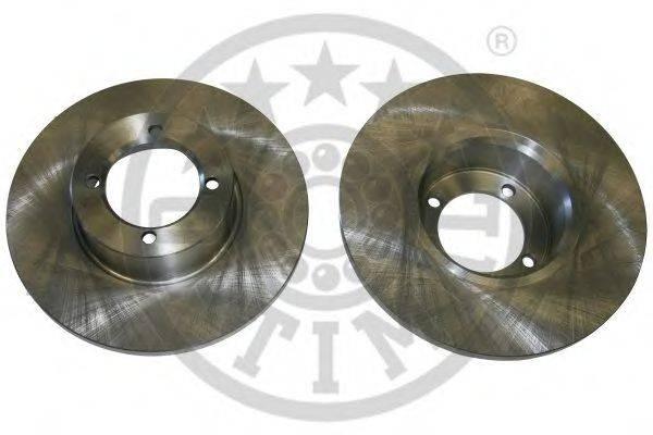 OPTIMAL BS1270 Тормозной диск