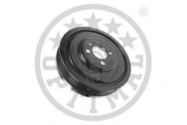 OPTIMAL F86396 Ременный шкив, коленчатый вал