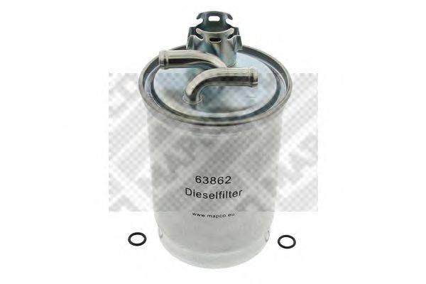 MAPCO 63862 Топливный фильтр