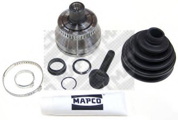 MAPCO 16834 Шарнирный комплект, приводной вал