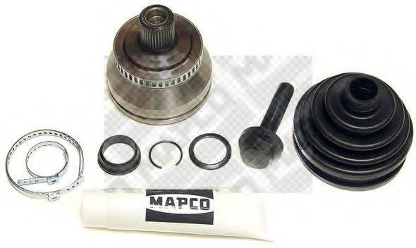MAPCO 16802 Шарнирный комплект, приводной вал