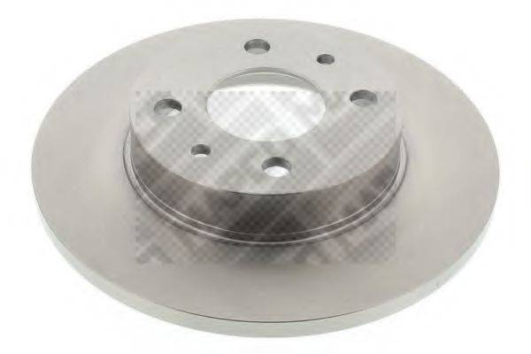 MAPCO 15021 Тормозной диск